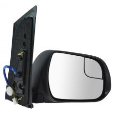 15-16 Toyota Sienna Power, Heated (w/Spotter Glass) Mirror w/PTM Cap RH
