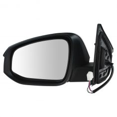 14 (frm 11/14)-15 Toyota Rav4 Power, Heated (w/Turn Signal & Blind Spot Indictr) Mirror w/PTM Cap LH