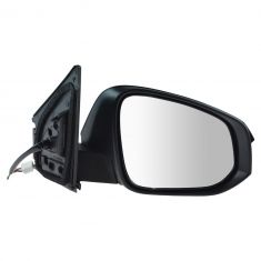 14 (frm 11/14)-15 Toyota Rav4 Power, Heated (w/Turn Signal & Blind Spot Indictr) Mirror w/PTM Cap RH