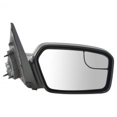 11-12 Ford Fusion, Fusion Hybrid; 11 Mercury Milan Power w/ Textured Cap Mirror RH