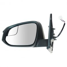 14 (from 11/14)-16 Toyota Rav4 Pwr, Htd, Turn Signal Mirror (w/Convex Spotter Glass) w/PTM Cap LH