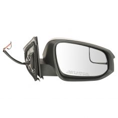 14 (from 11/14)-16 Toyota Rav4 Pwr, Htd, Turn Signal Mirror (w/Convex Spotter Glass) w/PTM Cap RH