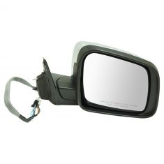 14-16 Jeep Grand Cherokee Power Folding, Heated, Memory, LED TS on Hsg, Pud  L, Chrme Cap Mirror RH