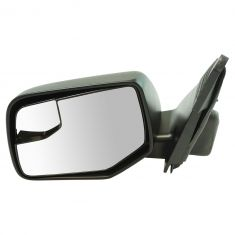 08-12 Ford Escape; 08-11 Mercury Mariner Power Textured (w/Spotter Glass) Mirror LH