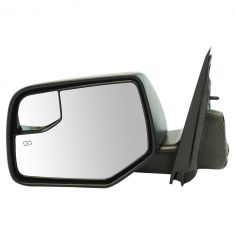 08-12 Ford Escape; 08-11 Mercury Mariner Power, Heated Textured (w/Spotter Glass) Mirror LH