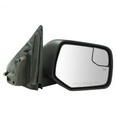 08-12 Ford Escape; 08-11 Mercury Mariner Power, Heated Textured (w/Spotter Glass) Mirror RH