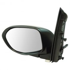 14-16 Honda Odyssey Power Textured Mirror LH