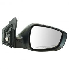 14-16 Hyundai Elantra Sedan Power, Heated w/Turn Signal & Spotter Glass PTM Mirror RH