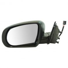 14-17 Jeep Cherokee Power Textured Mirror LH