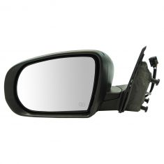 14-17 Jeep Cherokee Power, Heated Textured Mirror LH