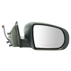14-17 Jeep Cherokee Power, Heated Textured Mirror RH