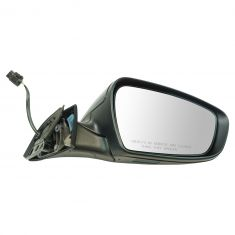 14-16 Kia Forte Sedan, Forte 5 Manual Folding, Power, Heated PTM Mirror RH