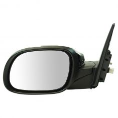14-16 Kia Soul Power, Heated PTM Mirror LH