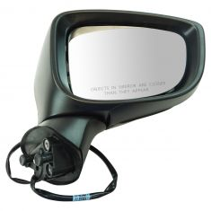 14-16 Mazda Mazda 3 Power PTM Mirror RH