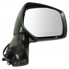14-17 Subaru Forester Power PTM Mirror RH