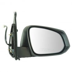 16-17 Toyota Tacoma Power, Heated (w/Blind Spot Detection & Hsg Mtd Turn Signal) w/PTM Cap Mirror RH