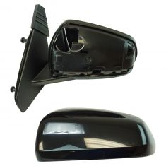 08-14 Dodge Avenger Power, Heated, Manual Folding PTM Mirror LH