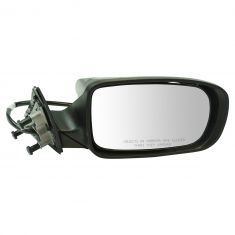 11-14 Dodge Charger Power, Heated, Manual Folding PTM Mirror RH