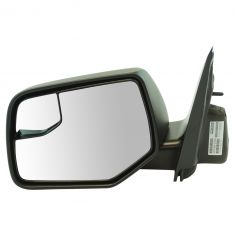 08-12 Escape; 08-11 Mariner Power, Heated w/Blind Spot Glass PTM Mirror LH