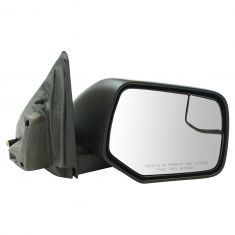 08-12 Escape; 08-11 Mariner Power, Heated w/Blind Spot Glass PTM Mirror RH
