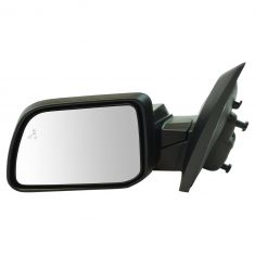 11(frm 2/8/11)-14 Ford Edge Pwr, Htd (w/Memory, Puddle Light & Blind Spot Alert) w/PTM Cap Mirror LH