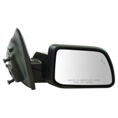 11(frm 2/8/11)-14 Ford Edge Pwr, Htd (w/Memory, Puddle Light & Blind Spot Alert) w/PTM Cap Mirror RH
