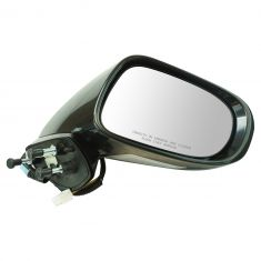 09-13 Lexus IS250, IS350 Sedan Power, Heated (w/Memory, Puddle & Turn Signal Light) PTM Mirror RH