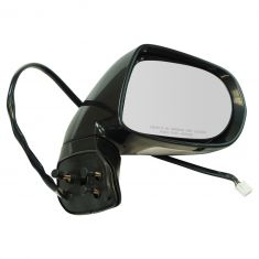 13-15 Lexus RX350, RX450h Power Folding, Power, Htd (w/Mem, Puddle & Trn Signal Light) PTM Mirror RH