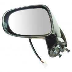 10-12 Lexus ES350 Power, Heated (w/Memory, Puddle & Turn Signal Light) PTM Mirror LH