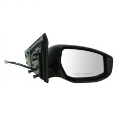 13-16 Nissan Sentra Power w/Turn Signal PTM Mirror RH