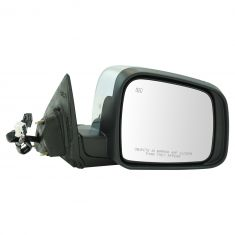 11-17 Dodge Durango Power, Heated, Memory (w/Housing Mounted LED Turn Signal) w/Chrome Cap Mirror RH