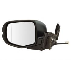 2016 Honda Pilot (w/Expanded View (Aspehical Glass)) Power w/PTM Cap Mirror LH