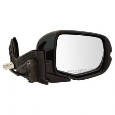 16-17 Honda Pilot Power, Heated, w/Memory & Turn Signal w/Gloss Black Body & PTM Cap Mirror RH