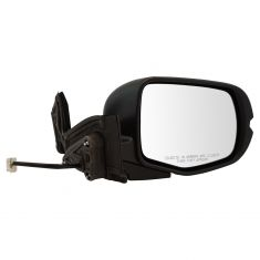 17-18 Ridgeline Power, Heated w/PTM Cap Mirror RH