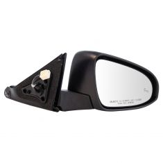 15 Toyota Camry Power Heated BSD Mirror PTM RH