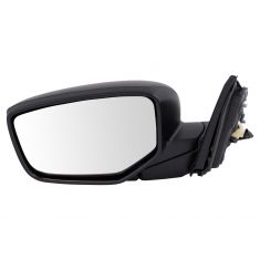 13-15 Honda Accord Coupe Power PTM Mirror LH