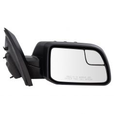 11-14 Ford Edge Power Blind Spot Textured Black Mirror RH