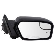 11-12 Ford Fusion Power Heated w/Spotter Glass Mirror RH