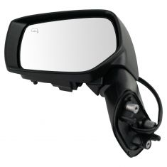 15 Subaru WRX Power Heated PTM Mirror LH