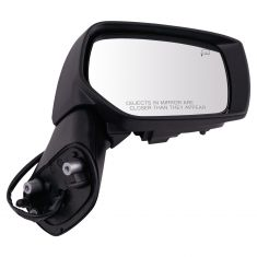 15 Subaru WRX Power Heated PTM Mirror RH