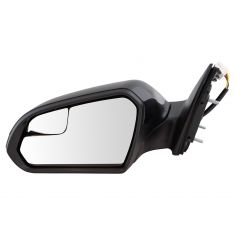 15-17 Hyundai Sonata Power Heated Signal PTM w/Spotter Glass  Mirror LH