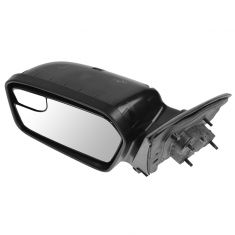 11-12 Ford Fusion, Fusion Hybrid; 11 Mercury Milan Power (w/o Cap) Mirror LH (Ford)