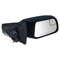 11(frm 1/24/11)-14 Ford Edge Power Textured Black w/Spotter Glass Mirror RH (Ford)