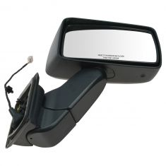 07 (from 1/14/07)-10 Hummer H3; 09-10 H3T Textured Power Mirror RH (GM)