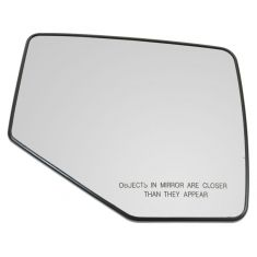 06-10 Explorer, Mountainer; 06-11 Ranger w/o Heat Mirror Glass RH