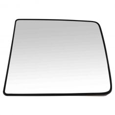04-14 F150 NB; 99-15 F250SD-F550SD (w/Afterm Tow Mirror) Non Htd Mirror Glass w/Backing Plate LH
