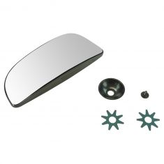 94-10 Dodge Ram 1500, 2500, 3500; 11-16 Ram 1500, 2500, 3500 w/CC Tow Mirror Lower Glass w/Bcking RH