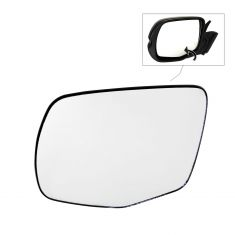 16-18 Honda Pilot; 17-18 Ridgeline (w/OE & CC Mirror) Non Heated Flat Mirror Glass w/Backing LH