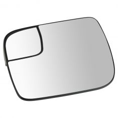 11-15 Ford Explorer (w/Pwr Fld, Htd, TS on Hsg Mirror) Mirror Glass w/Backing LH (Ford)