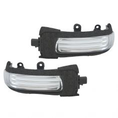 12-15 Tacoma; 14-15 Sienna; 10-13 4Runner; 09-12 Rav4 Mirror Mounted L.E.D. Turn Signal Lght Pair